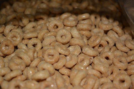 Cheerios, Snacks, Breakfast, Cereals, Finger, Foods