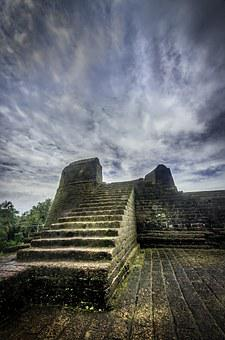 Stairs, Moss, Old, Outdoor, Staircase, Stone, Way, Step