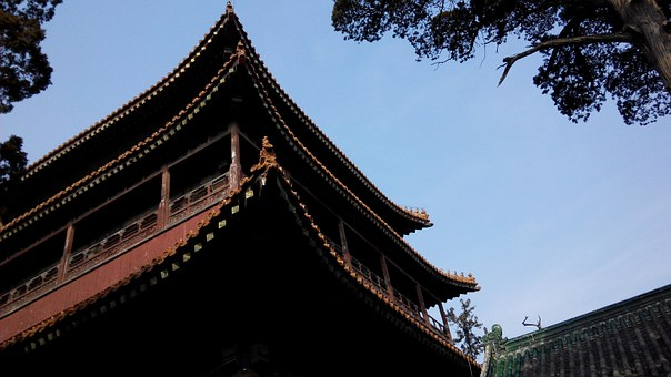 Qufu China Three-hole, Turret, Shadows