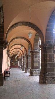 Architecture, Arches, Ex-convent