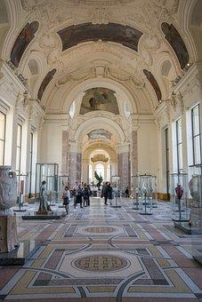 Museum, Exhibition, Paris, France, Petit Palais
