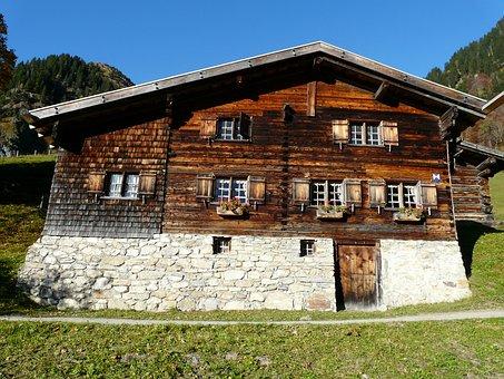 Gerstruben, Vacation, Farmhouse, Museum Village