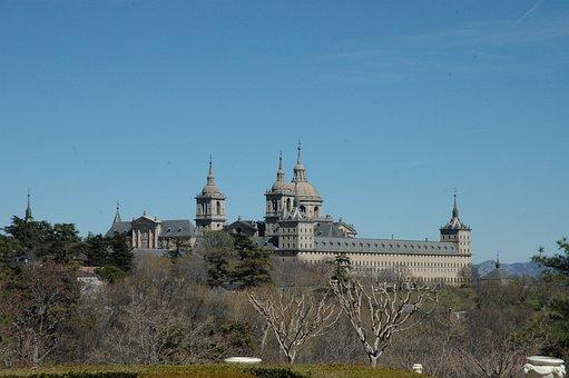 El Escorial, Monastery, Heritage, San Lorenzo, Dump