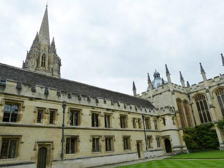 Oxford, England, Building, Architecture, University