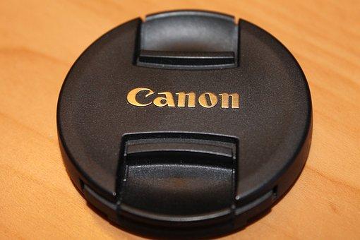 Camera Cover, Photo Cover, Black, Canon, Body Cover