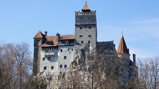 Bran, Bran Castle, Dracula, Romania, Bram Stoker