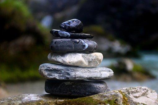 Stones, Wellness, Relaxation, Meditation