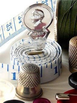 Sewing, Notions, Fashion, Thread, Tailor, Sew, Needle