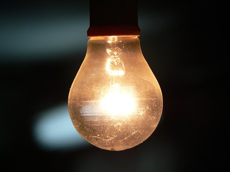 Bulb, Light, Shell, Strand, Yellow, Lighting, Notion
