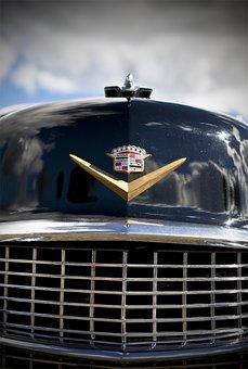 Hood Ornamen, Radiator Mascot, Cowl, Front Lid, Vintage