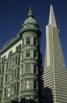 San Fransisco, California, Usa