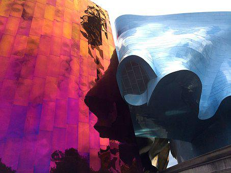 Seattle, Museum, Experience Music Project, Tourism