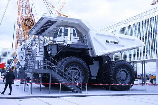 Tipper, Construction Vehicle, Truck, Vehicle, Loader