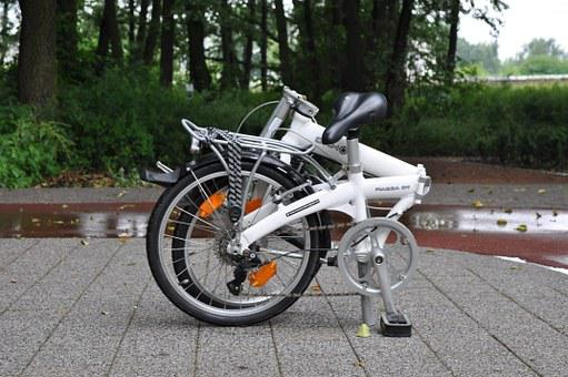 Bike, The Compilation, White