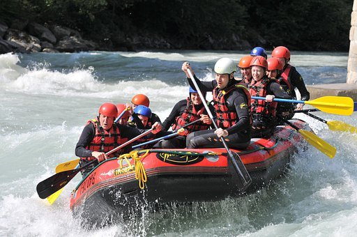 Rafting, White Water Rafting, White Water Raft