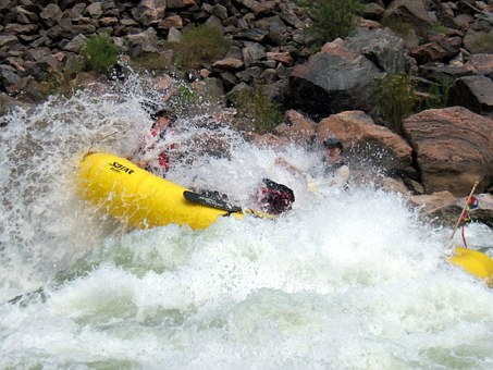 Rafting, Whitewater, Adventure, River Rafting