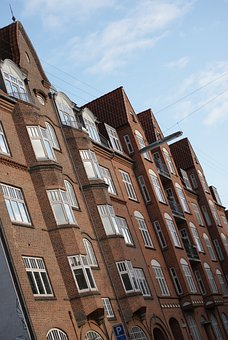 Kamienica, House, Block, Property, Denmark