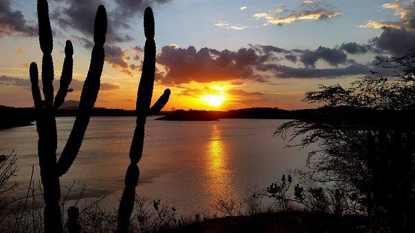 Sol, Backcountry, Hot, Rays Of Sunshine, Horizon