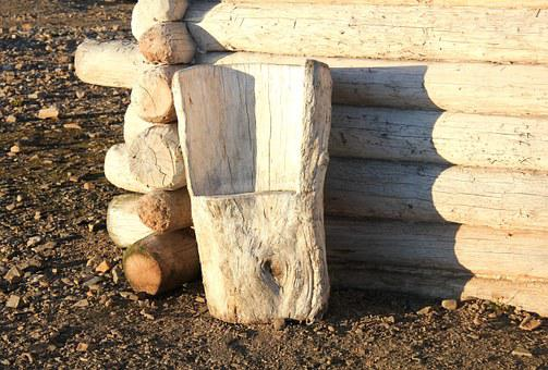 Svalbard, Chair, Wood, Timber