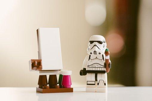 Action Figure, Art, Color, Cute, Design, Indoors, Lego