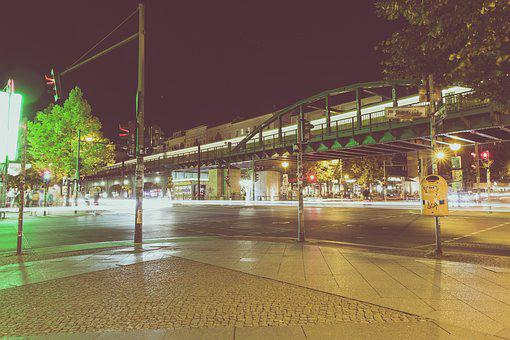 Architecture, Berlin, Bridge, Building, Capital, German