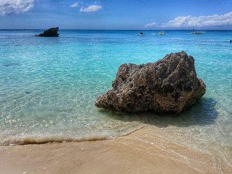 Philippines, Boracay, Diniwid Beach, Beach, Sea