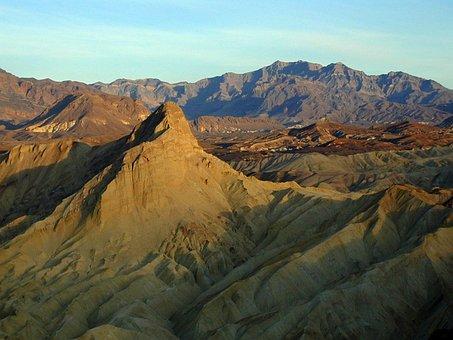Death Valley National Park, California, Landscape