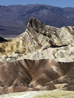 Death, Valley, National, Park, California, Desert, Usa