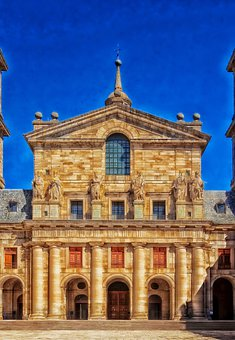 Monastery, El Escorial, Spain, Church, Prayer, Worship
