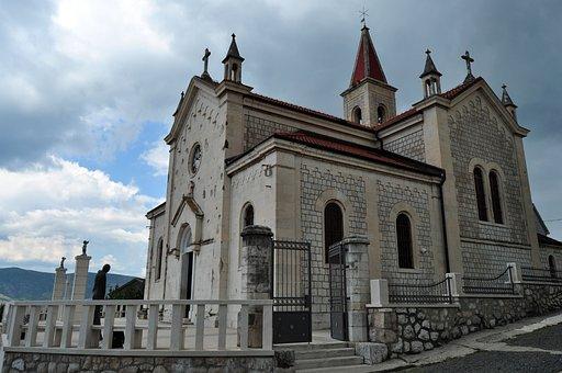 Church Of St Elijah, Metkovic, Croatia, Church
