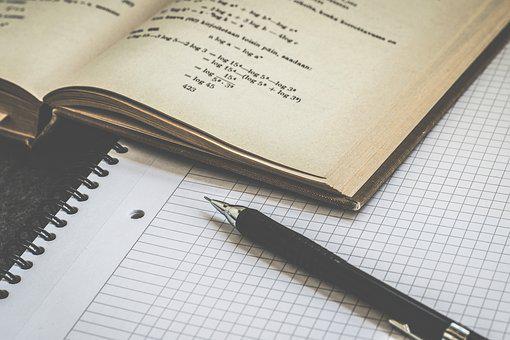 Book, Education, Paper, Homework, Mathematics, Study