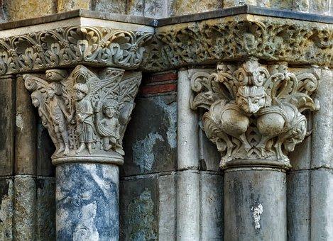 Basilica, St, Sernin, Toulouse, France
