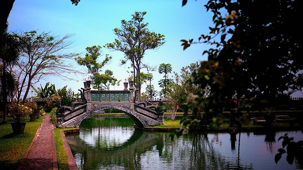 Bali, Tirtaganga, Travel, Water Palace, Holiday