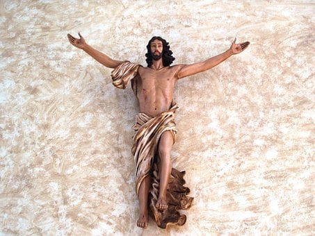 Christ Crucified, Image Of Jesus, Image Of Christ