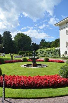 Park, Royal, Romance, Garden, Attractive, Fairy King