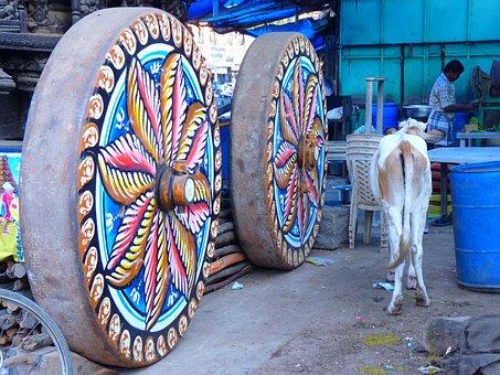 Temple Car, Ratha, India