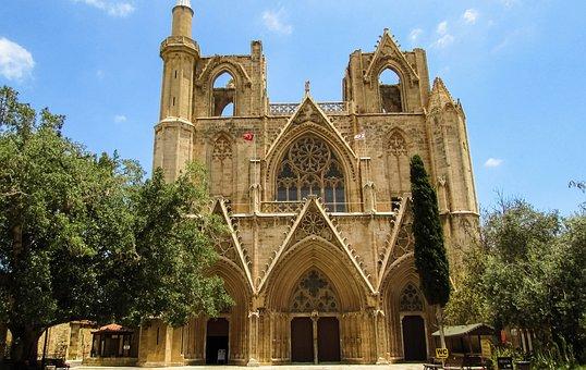 Cyprus, Famagusta, Church, Ayios Nikolaos, Cathedral