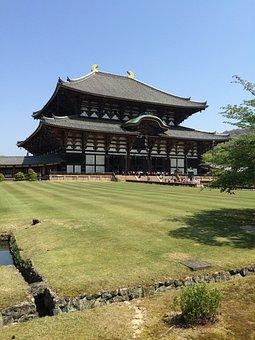 Todai-ji Temple, World Heritage Site, Nara