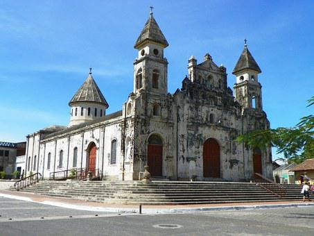 Church, Nicaragua, Colonial, Religion