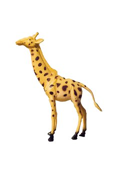 Toy, Animal, Kids, Giraffe, Giraffes, Toys, Hard Toy