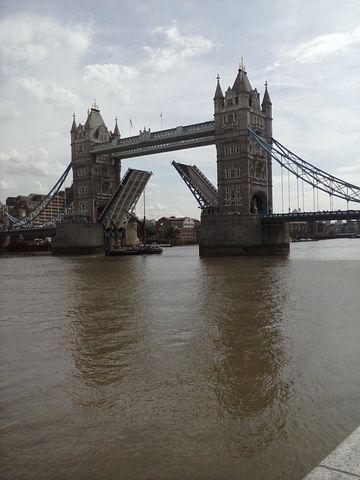 London Sights, Tower Bridge, Landmark, Uk, Historical