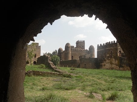 Gonder, Castle, Ethiopia, Landmark, Culture, Ruins, Old