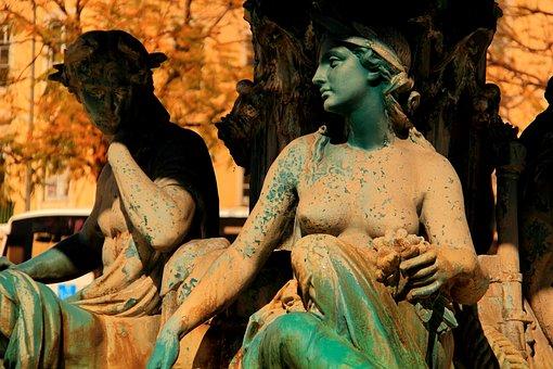 Portugal, Statues, Monument, Architecture, Lisbon