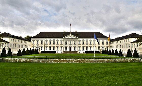 Castle, Schloss Bellvue, Bellvue, Berlin