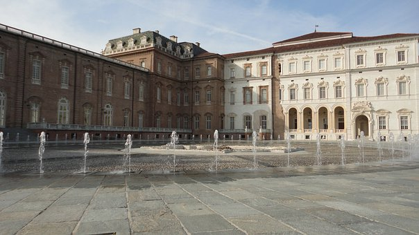 Venaria Reale, Castle, Building, Architecture, Landmark