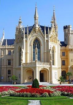 Chateau Lednice, Garden, Monument