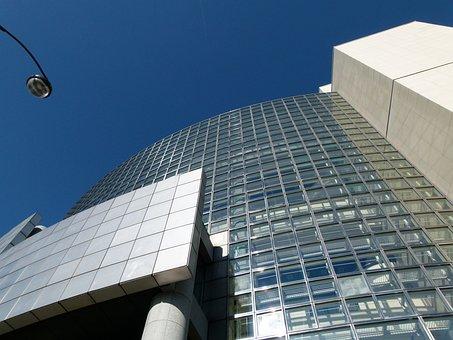 Paris, France, Opera Bastille, Building, Glass