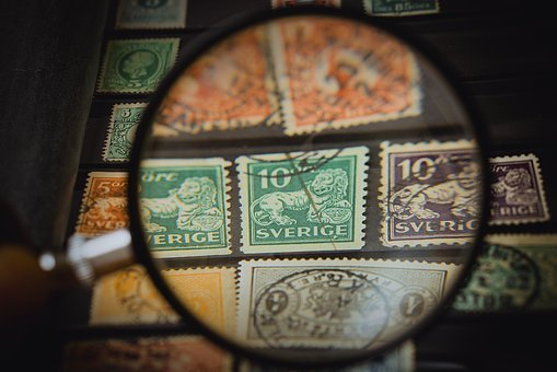 Philatelist, Stamp Collection, Stamp, Collecting