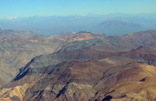 Andes, Mountains, South America, Travel, Landscape