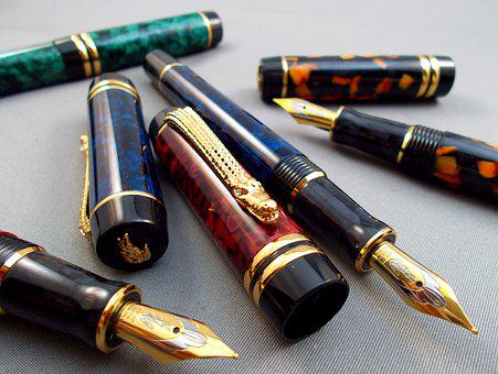 Fountain Pens, Crocodile, Nibs, Ink Pen, Pen